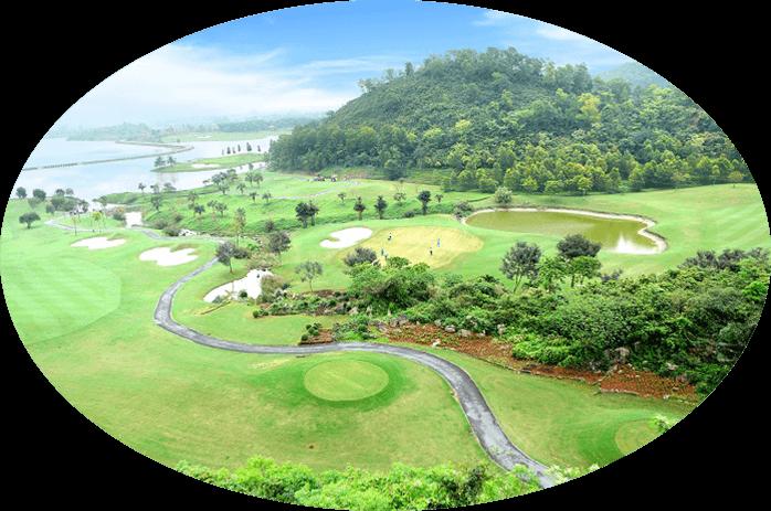 du lịch golf Việt Nam