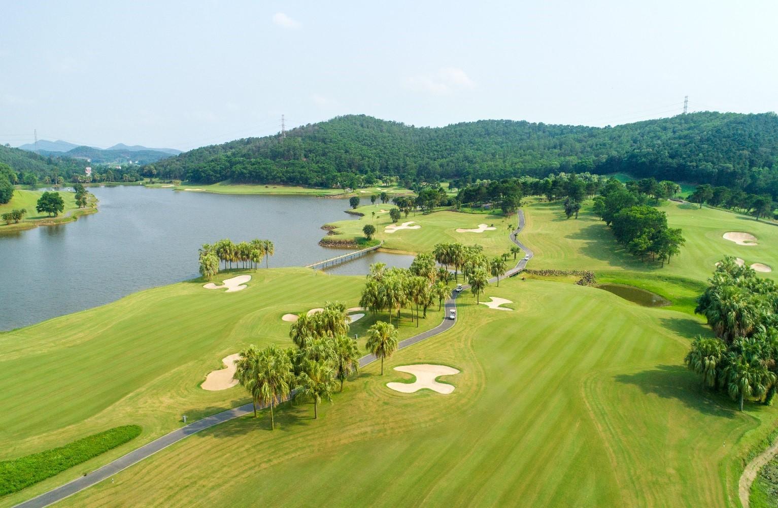 sân golf Chí Linh Golf Club