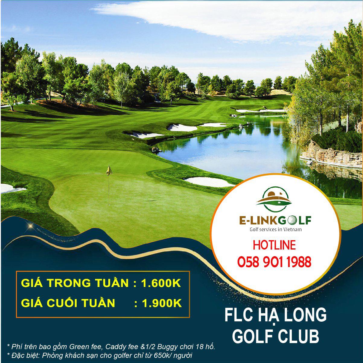 sân golf flc Hạ Long Golf Club