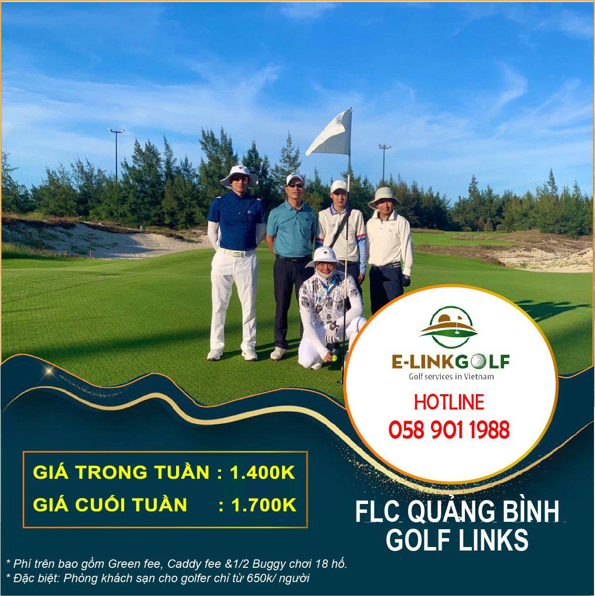 Sân golf FLC Quảng Bình Golf Link