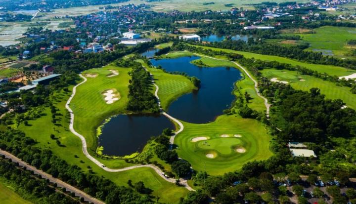 Sân golf Hà Nội Golf Club ( Sân golf Minh Trí )