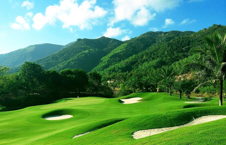 sân golf Diamond Bay