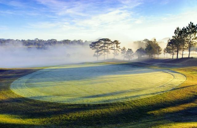 Bảng giá sân golf Đà Lạt Palace