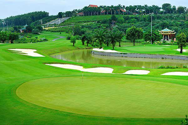giá sân golf RBG Đà Nẵng Golf Club