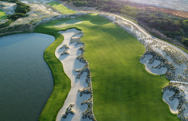 Sân golf KN Golf Links Cam Ranh