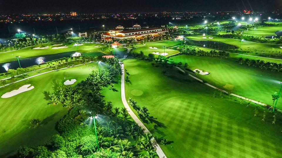 giá sân gôn Long Biên Hà Nội - Long Biên Golf Club
