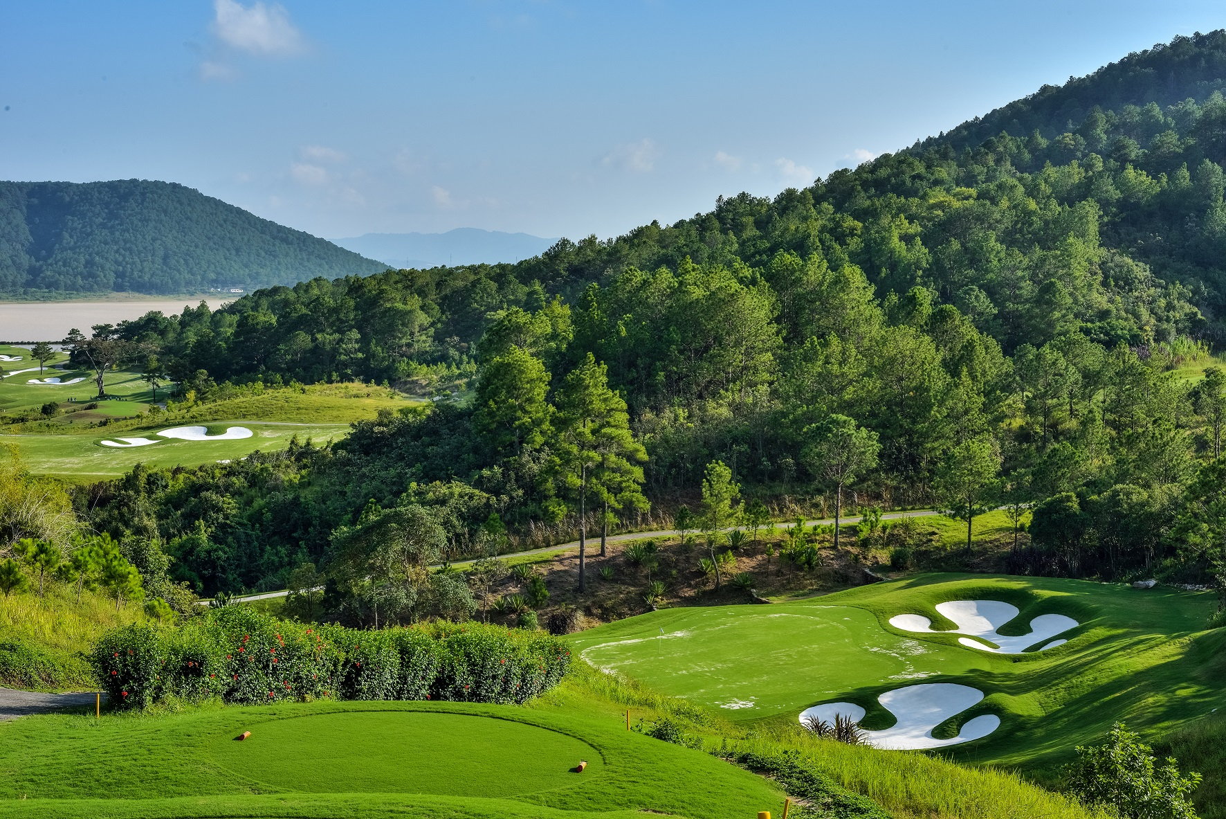 Bảng giá sân golf The Đà Lạt 1200 ( sân golf The Dàlat at 1200)
