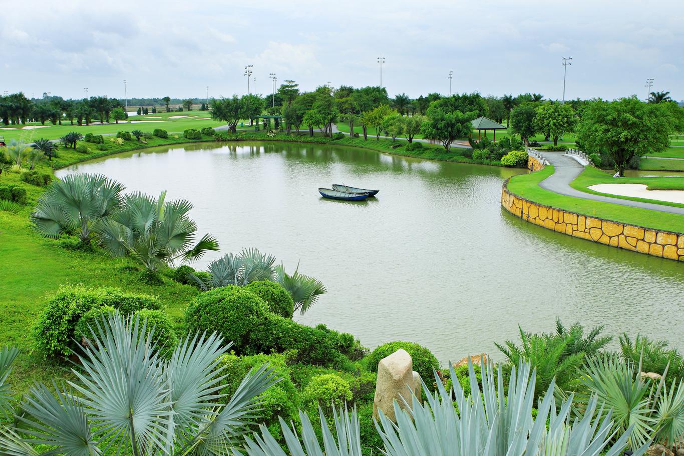 sân golf Long Thành ( Long Thành Golf Resort)